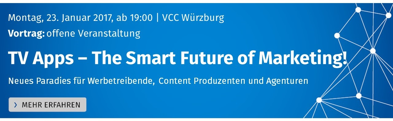TV Apps - The Smart Future of Marketing!