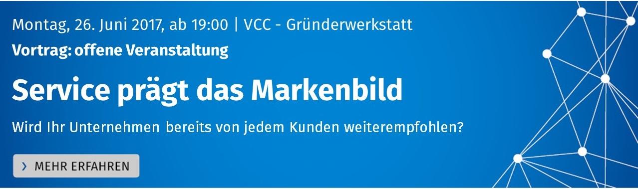 Banner Service prägt das Markenbild