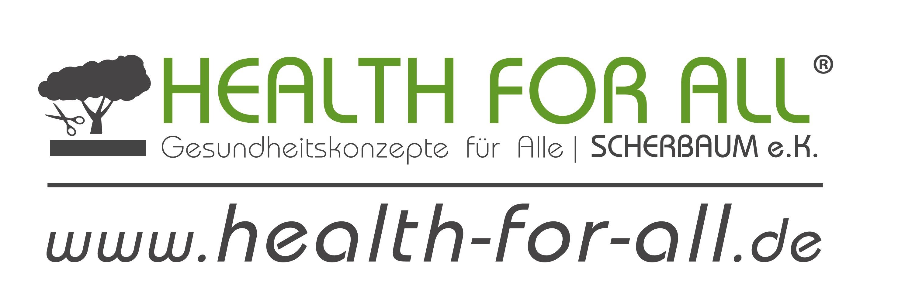 Health-for-all Scherbaum e.K.