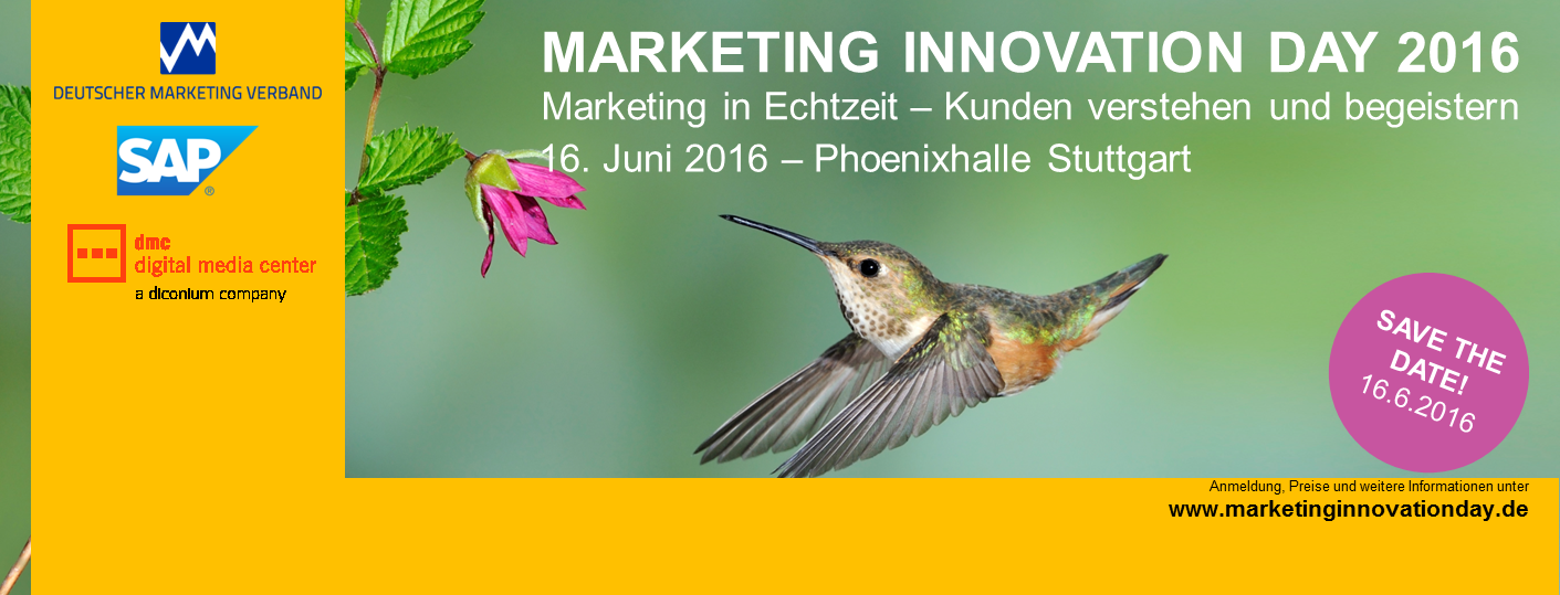 Marketing Innovation Day 2016 Header