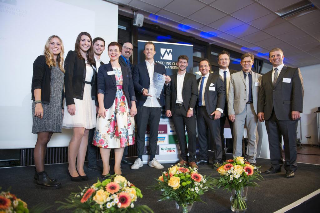 Marketingpreis 2017 Preisträger, Vorstand und Beirat