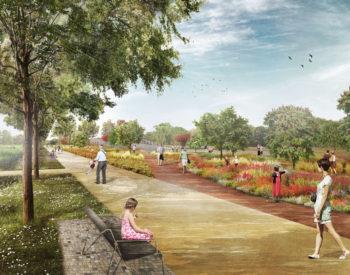 Landesgartenschau 2018 Würzburg - Garten am Belvedere