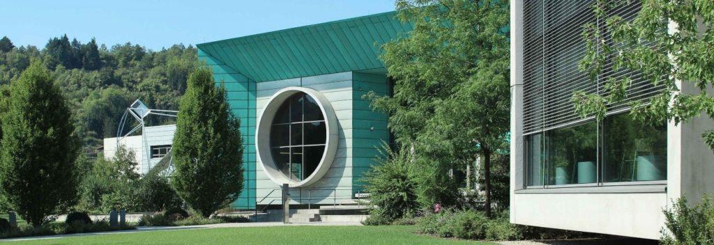 iWelt AG Gebäude Vorderansicht