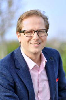 Olivier Andrès, Head of Marketing Kneipp Group