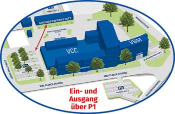 MCM-Vogel-Gründerwerkstatt