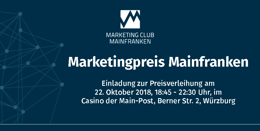 Marketingpreis Mainfranken 2018 Selfmailer Teil 1