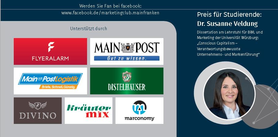 Marketingpreis Mainfranken 2018 Selfmailer Teil 4