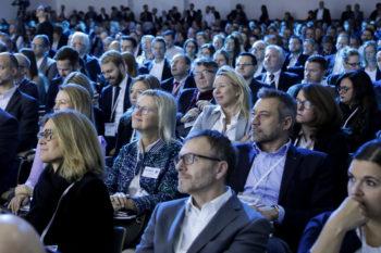 Publikum auf dem 44. Deutschen Marketing Tag